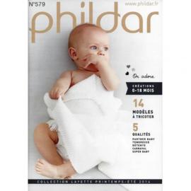 Phildar Pocket nr 579 Lente zomer 2014