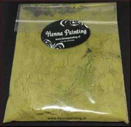 Tazarine Henna Poeder - 50 gr - BAQ (100% lawsonia Inermis)
