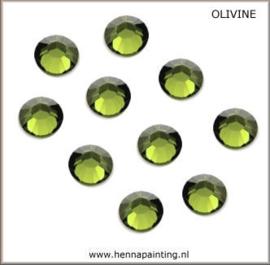 10 x Olijf Groen (Olivine) - SS16