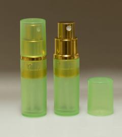 Henna Sealing Spray  - 10ml Goud-Groen