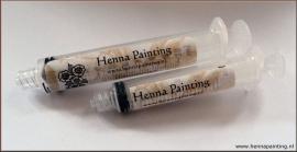 * Henna Spuit Set * (2 maten)