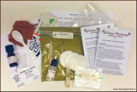 Henna Bottle Kit (Luer Lock bottle)