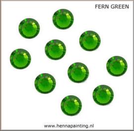 10 x  Groen - (Fern Green) SS16