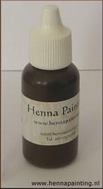 Henna Pasta (Knijpflesje) - 20gr