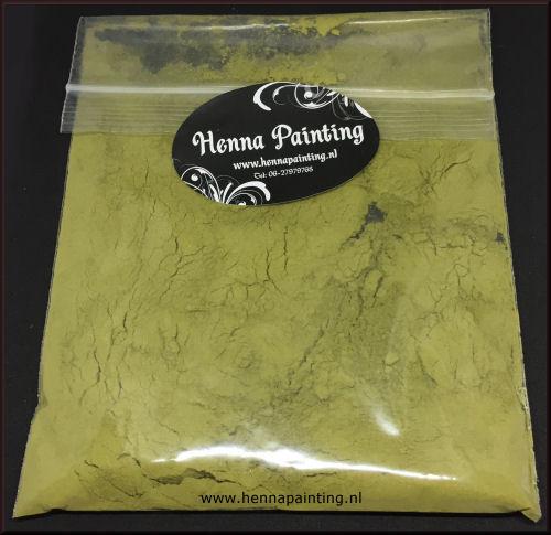 Tazarine Henna Poeder - 100 gr - BAQ     (100% lawsonia Inermis)