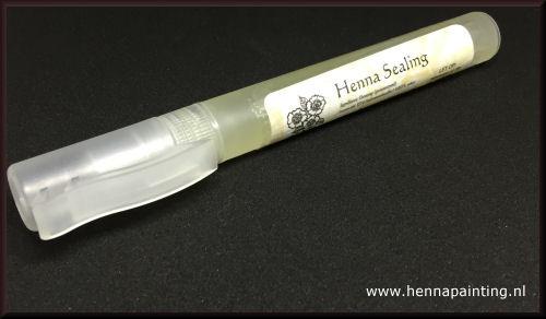 Henna Sealing  Verstuiverflesje penvorm - 10ml