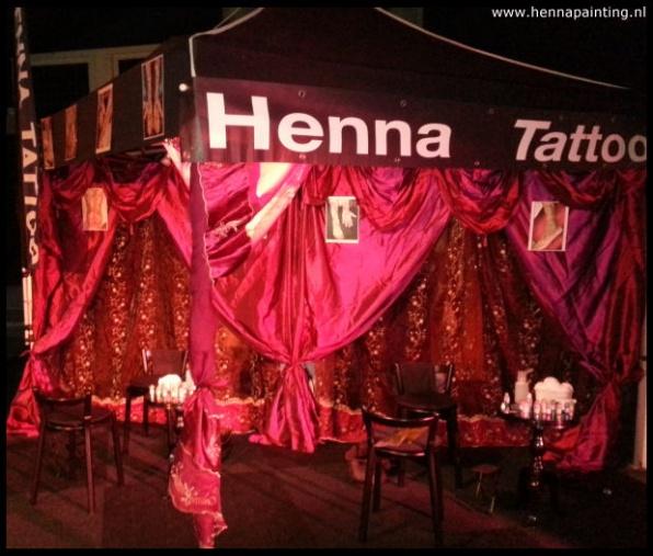 Henna Tattoo Evenementen