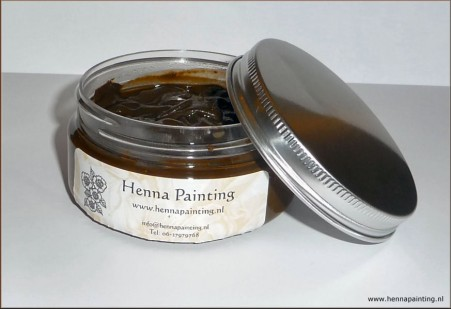 Henna Pasta Pot 100ml