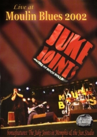 Live at Moulin Bluesfestival 2002