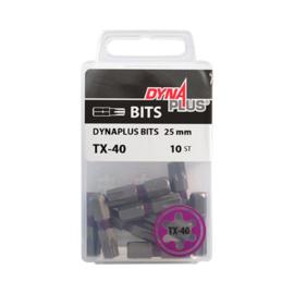 Bit Dynaplus 25mm TX-40