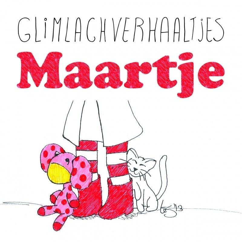 "Glimlachverhaaltjes ""Maartje""."