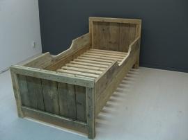 Kinderbed steigerhout (KEL)