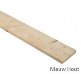 Doe-Het-Zelf bouwpakket  bank met zij en rugleuning van oud of nieuw steigerhout