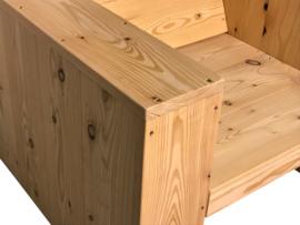 Doe-Het-Zelf bouwpakket  loungestoel van douglashout