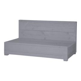 Tussenelement Varia 1 of 2- zits kleur beton grijs