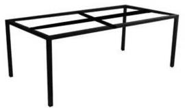 Stalen tafel onderstel model Joey L246cmxB63,5cmxH75cm (voorraad magazijn artikel)