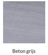 Kleur behandeling Beton grijs