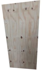 Tafelblad underlayment 180x80cm (voorraad magazijn artikel)