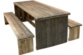 Tafels sloophout