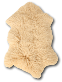 Tibetan Curl Sheepskin Ocra