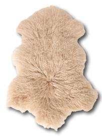 Tibetan Curl Sheepskin beige