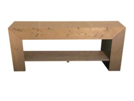 Badkamer meubel recht van steigerhout (Grey)