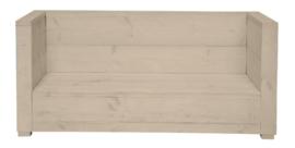 Loungebank Varia 2- zits kleur zand