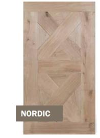 Eiken tafelblad  Nordic