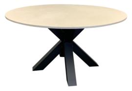 Tafelblad rond marmer Crema Marfil Beige diameter 100cm