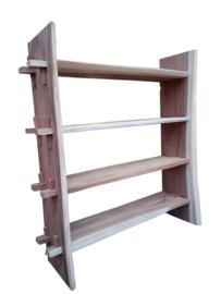 Boekenkasten van Suar hout