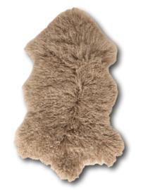 Tibetan Curl Sheepskin Taupe