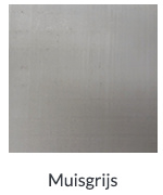 Kleur behandeling Muis grijs