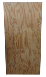 Tafelblad underlayment 180x100cm (voorraad magazijn artikel)