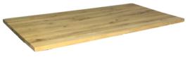 Tafelblad eikenhout 4cm 200x80cm (voorraad magazijn artikel)
