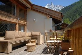 Jolanda & Olaf - loungebank oud steigerhout