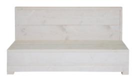 Tussenelement Varia 1 of 2- zits kleur schelp wit