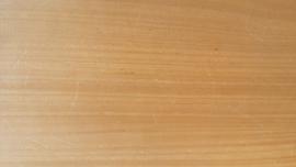 Tweepersoons blokbed nieuw steigerhout afm: L200xB140cm (voorraad magazijn artikel)