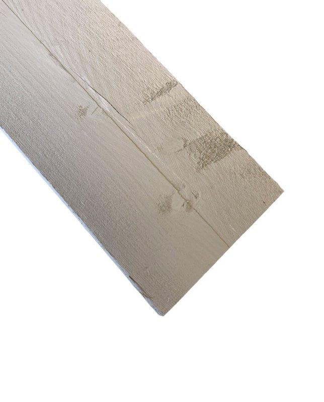 Steigerplank kleur Zand B kwaliteit 3cm dik prijs per meter
