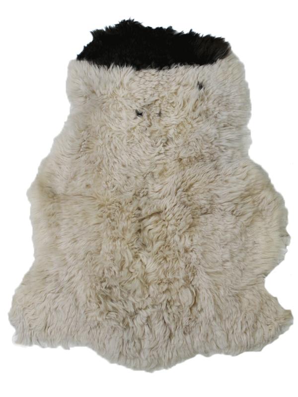Curly Sheepskin Longhair Blackheads