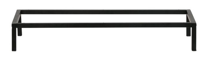 Stalen Tv meubel onderstel buisframe koker maat 4x4cm