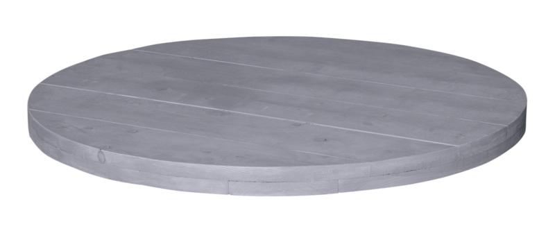 Tafelblad steigerhout Ronda kleur beton grijs