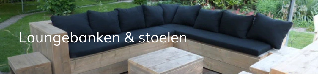 Loungebanken & stoelen | JORG'S Meubelen