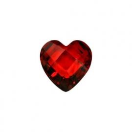 Birthstone hart - januari