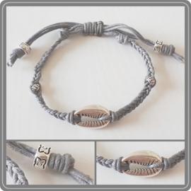 Armband Silver shell