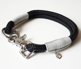 Halsband Touw Black