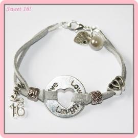 Sweet 16! *grey*