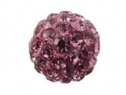 Shamballa bead Pink