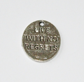 Bedel Live with no regrets