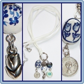 Veterketting Delftsblauw