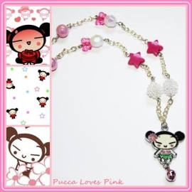 Pucca Loves Pink